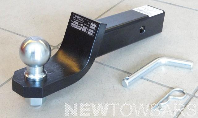 anh ngerkupplung neu us adapter 51x51mm usa kugelkopf auto. Black Bedroom Furniture Sets. Home Design Ideas